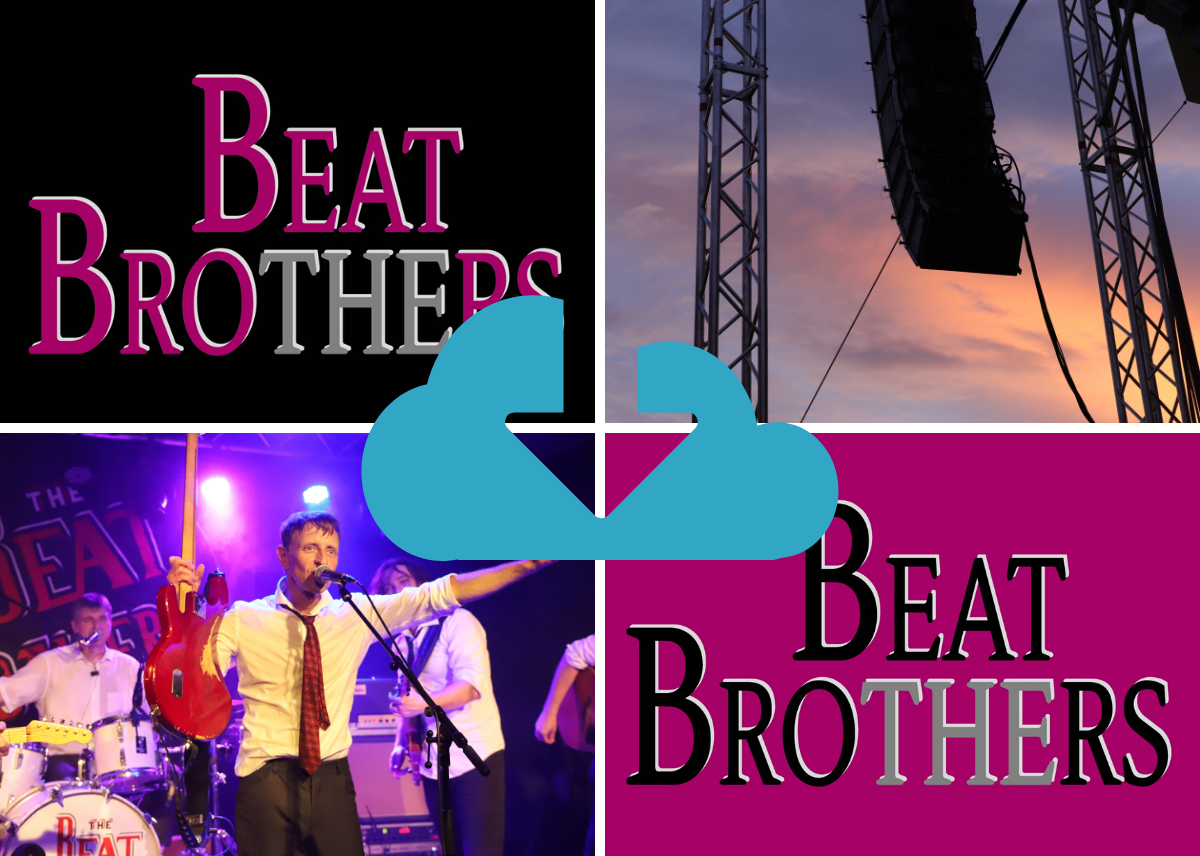 The Beat Brothers Coverband aus der Pfalz