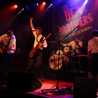 The Beat Brothers - Coverband aus der Pfalz